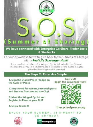 S.O.S. New QR Code