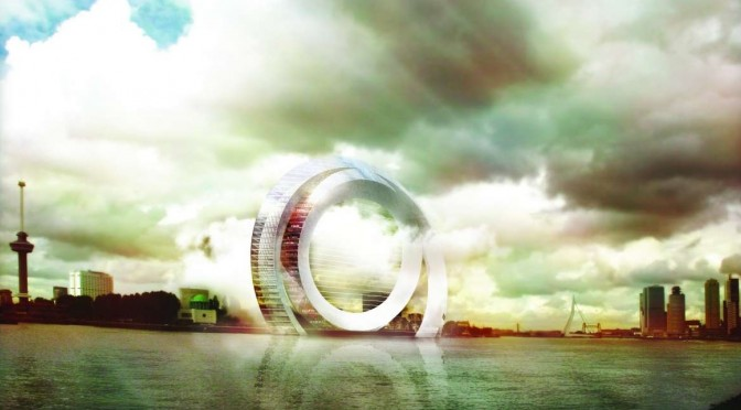 Dutch Windwheel Might Revolutionize Sustainable Living and Wind Energy