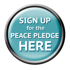 Peace Pledge Button