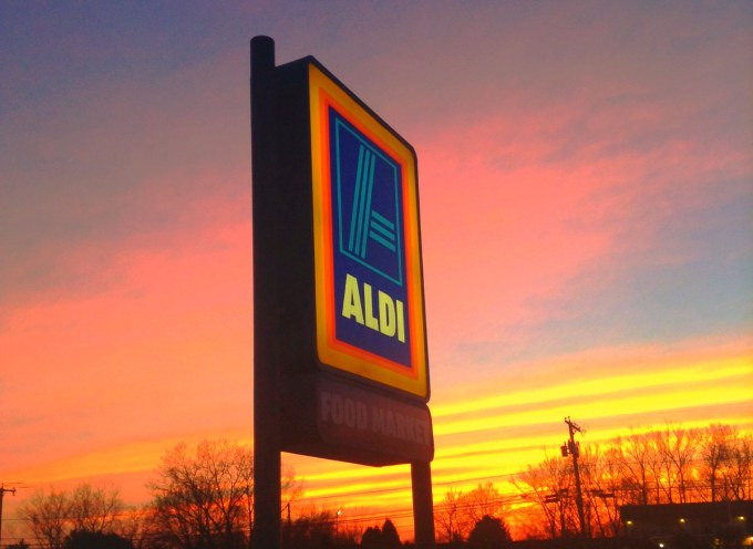 Aldi Has Removed Hydrogenated Oils, Artificial Colors, And MSG From Its Stores