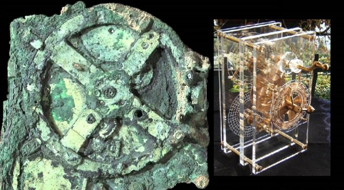 2,000 Year Old Greek Analog Computer Baffles Researchers