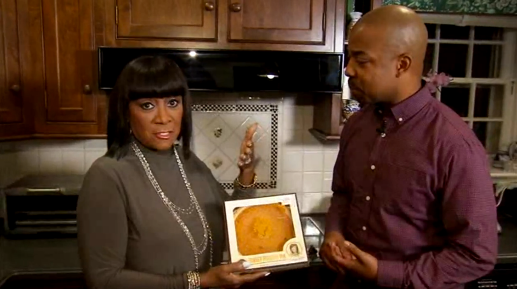 Patti Labelle Says She Will Spend Thanksgiving With the Man Who Made Her Pies Go Viral