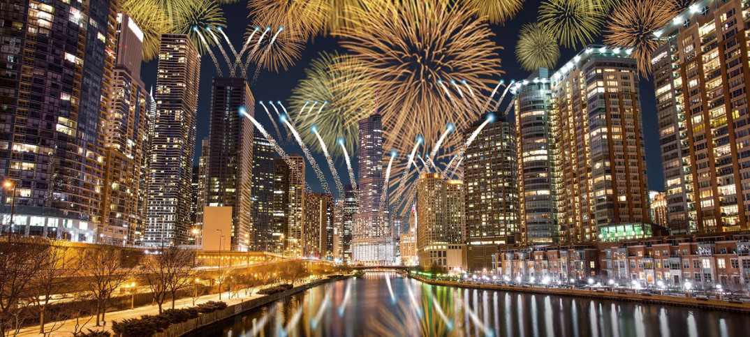 Chi-Town Rising: Chicago's First Massive New Year's Eve Celebration