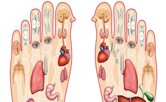 This Is the Reason Why You Need To Massage Your Feet Every Night Before Bed